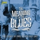 VARIOUS-MEANING OF BLUES