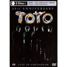TOTO-LIVE IN AMSTERDAM-DVD+CD-