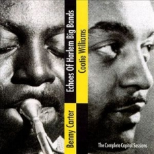 CARTER, BENNY/ WILLIAMS, COOTIE-ECHOES OF HARLEM BIG BAND