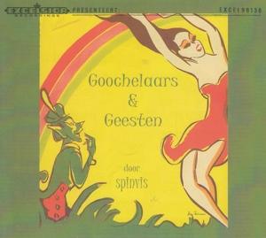 SPINVIS-GOOCHELAARS & GEESTEN