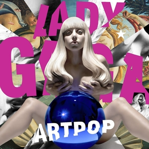 LADY GAGA-ARTPOP -LTD/CD+DVD-
