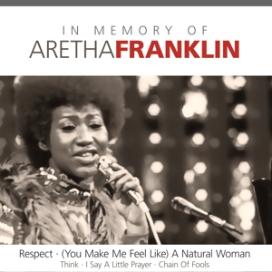 FRANKLIN, ARETHA-IN MEMORY OF