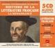 VARIOUS-HISTOIRE DE LA LITTERATURE FRANCE VOL.2 V.2