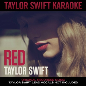 SWIFT, TAYLOR-RED -DELUXE-