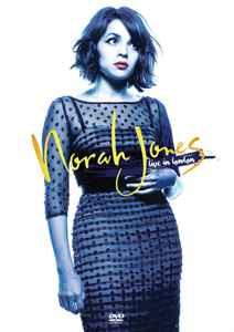 JONES, NORAH-LIVE IN LONDON