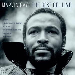 GAYE, MARVIN-BEST OF LIVE