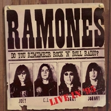 RAMONES-DO YOU REMEMBER 1995