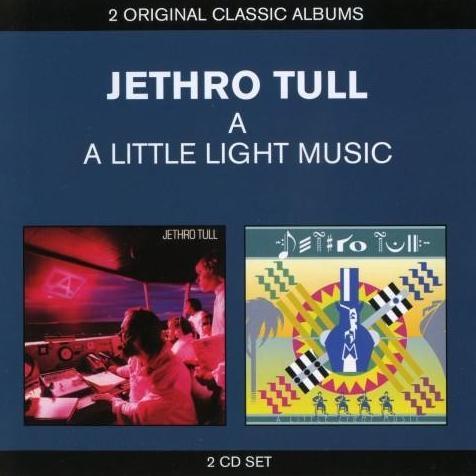 JETHRO TULL-2 ORIGINAL CLASSIC ALBUMS
