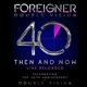 FOREIGNER-DOUBLE VISION: THEN AND NOW -CD+DVD-