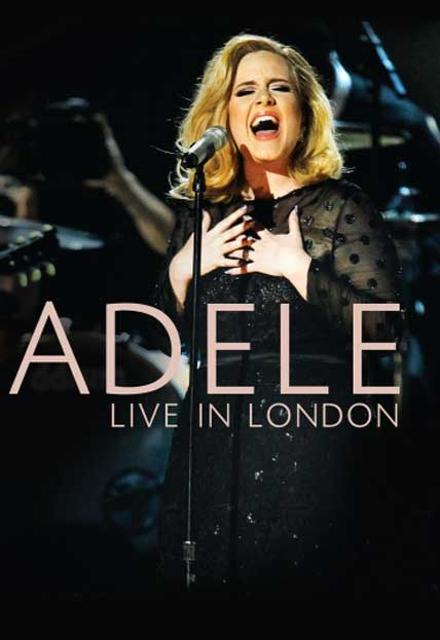 ADELE-LIVE IN LONDON