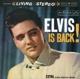 PRESLEY, ELVIS-ELVIS IS BACK -HQ/45 RPM-