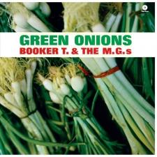 BOOKER T & MG'S-GREEN ONIONS -HQ-