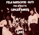 KUTI, FELA-FELA WITH GINGER BAKER LIVE