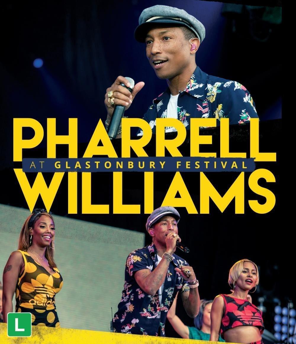 WILLIAMS, PHARRELL-AT GLASTONBURY FESTIVAL