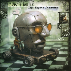 GOV'T MULE-LIFE BEFORE.. -COLOURED-