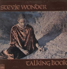 WONDER, STEVIE-TALKING BOOK -180GR.-