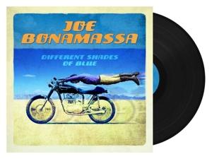 BONAMASSA, JOE-DIFFERENT SHADES.. -HQ-