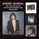 CROWELL, RODNEY-AIN'T LIVING LONG LIKE..