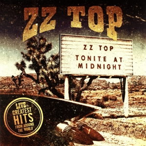 ZZ TOP-LIVE - GREATEST HITS