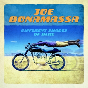 BONAMASSA, JOE-DIFFERENT SHADES OF BLUEOF BLUE