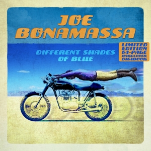 BONAMASSA, JOE-DIFFERENT SHADES -DIGI-