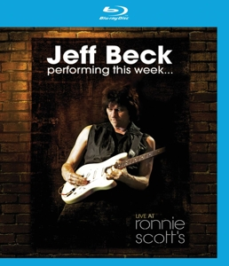 BECK, JEFF-PERFORMING THIS WEEK