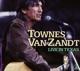 VAN ZANDT, TOWNES-LIVE IN TEXAS