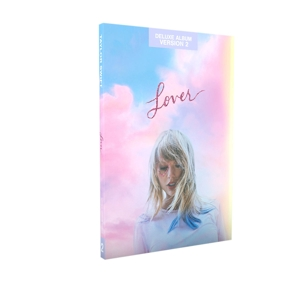 SWIFT, TAYLOR-LOVER - JOURNAL 2-DELUXE-