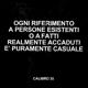 CALIBRO 35-OGNI RIFERIMENTO A..