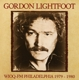 LIGHTFOOT, GORDON-WIOQ-FM PHILADELPHIA 1979 - 1980