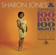 JONES, SHARON & THE DAP-KINGS-100 DAYS 100 NIGHTS