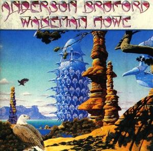 ANDERSON BRUFORD WAKEMAN HOWE-ANDERSON BRUFORD..