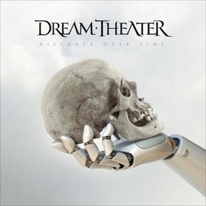 DREAM THEATRE-DISTANCE OVER.. -LP+CD-
