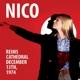 NICO-REIMS CATHEDRAL-DEC 13, 1974