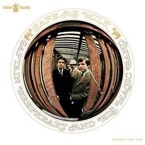 CAPTAIN BEEFHEART-SAFE AS MILK -SPEC-
