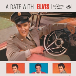 PRESLEY, ELVIS-A DATE WITH ELVIS -HQ-