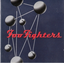 FOO FIGHTERS-COLOUR AND THE SHAPE