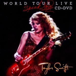 SWIFT, TAYLOR-SPEAK NOW WORLD TOUR LIVE
