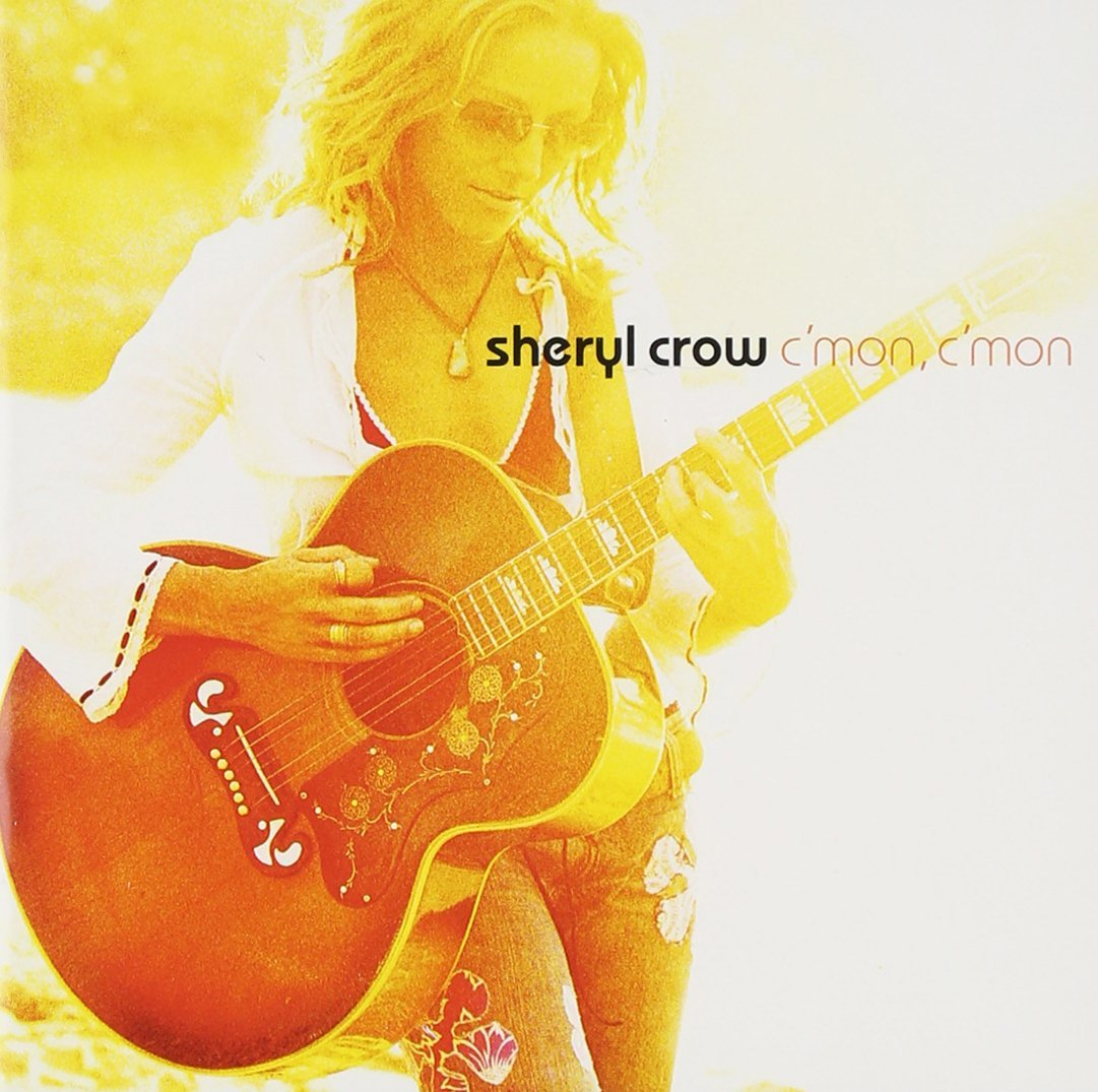 CROW, SHERYL-C'MON C'MON -UK EDITION-