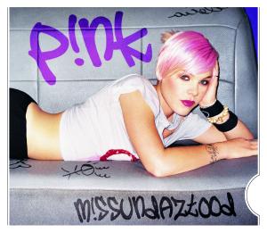 PINK-MISSUNDAZTOOD -REISSUE-