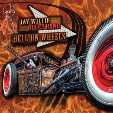 WILLIE, JAY -BLUES BAND--HELL ON WHEELS