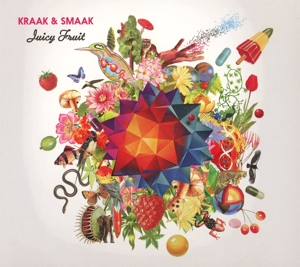 KRAAK & SMAAK-JUICY FRUIT