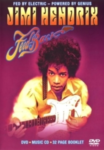 HENDRIX, JIMI-FEEDBACK -DVD+CD-