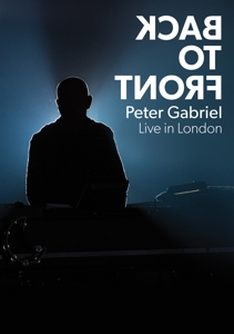 GABRIEL, PETER-BACK TO FRONT - LIVE IN LONDON