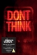 CHEMICAL BROTHERS-DON'T THINK -LIVE/CD+DVD-