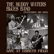 WATERS, MUDDY-LIVE AT EBBETS FIELD