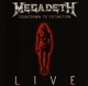 MEGADETH-COUNTDOWN TO EXTINCTION LIVE: AT THE FOX THEATER 2012