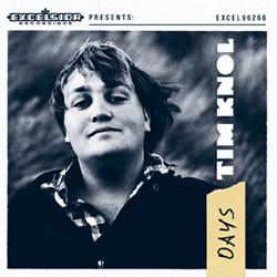 KNOL, TIM-DAYS -LP+CD/HQ-