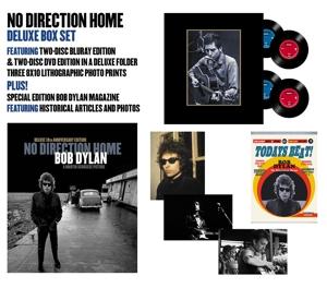DYLAN, BOB-NO DIRECTION HOME -LTD-