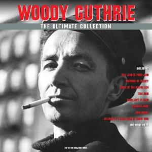 GUTHRIE, WOODY-ULTIMATE COLLECTION / 180GR. GREY VINYL -COLOURE